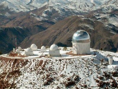 Cerro Tololo - La Serena Chile