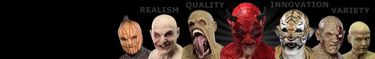 CFX Pro Silicone Masks - Composite Effects