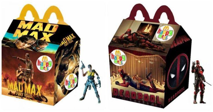 """McDonalds es una de las franquicias de comida rápida más exitosas del mundo, y uno de sus productos que desde hace ya varios años se volvió en uno de los más queridos y vendidos por el público en general es la """"Cajita Feliz"""". Este producto se lanza con una serie de juguetes temáticos, los cuales se van cambiando de manera acorde a los más grandes fenómenos comerciales, ya sea con películas, caricaturas o videojuegos, los cuales están enfocados en ser atractivos y llamar la atención de niños…"""