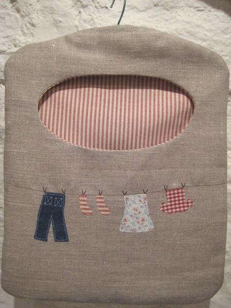 idea for clothespin bag