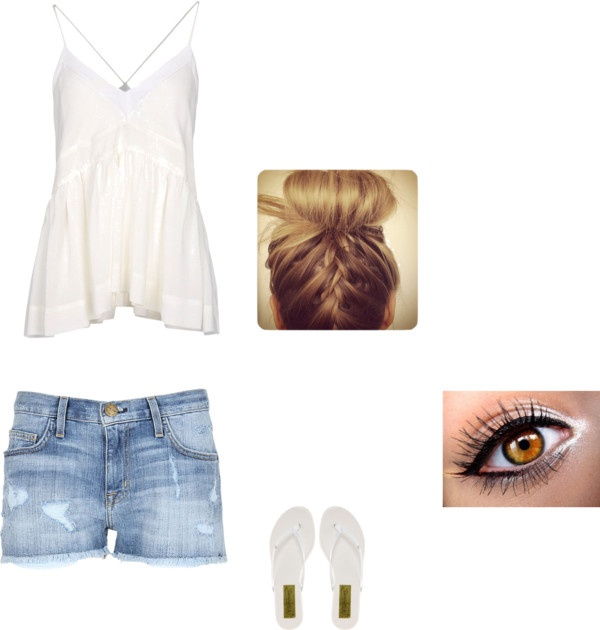"""summer"" by danielle-bradbury on Polyvore"