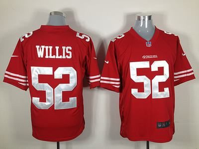 $22 for Men's Nike San Francisco 49ers #52 Patrick Willis Game Team Color Jersey. Buy Now! http://55usd.com/Men-s-Nike-San-Francisco-49ers--52-Patrick-Willis-Game-Team-Color-Jersey--productview-121110.html  # Men # Nike # San_Francisco_49ers # Patrick_Willis #Jersey #55USD