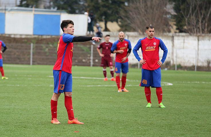 AFC Asalt a reușit să revină de la 0-2 și să obțină victoria în meciul cu AFC Rapid. Primele două goluri au fost realizate de Alin Băbeanu