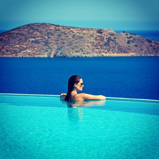 #EloundaGulfVillas #Crete #Summer #LuxuryHotel