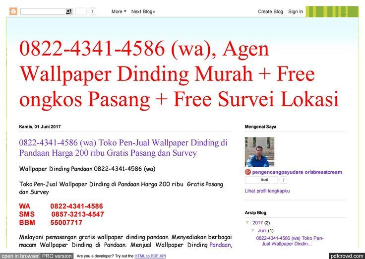 0857-3213-4547 (sms) wallpaper dinding pandaan pasuruan