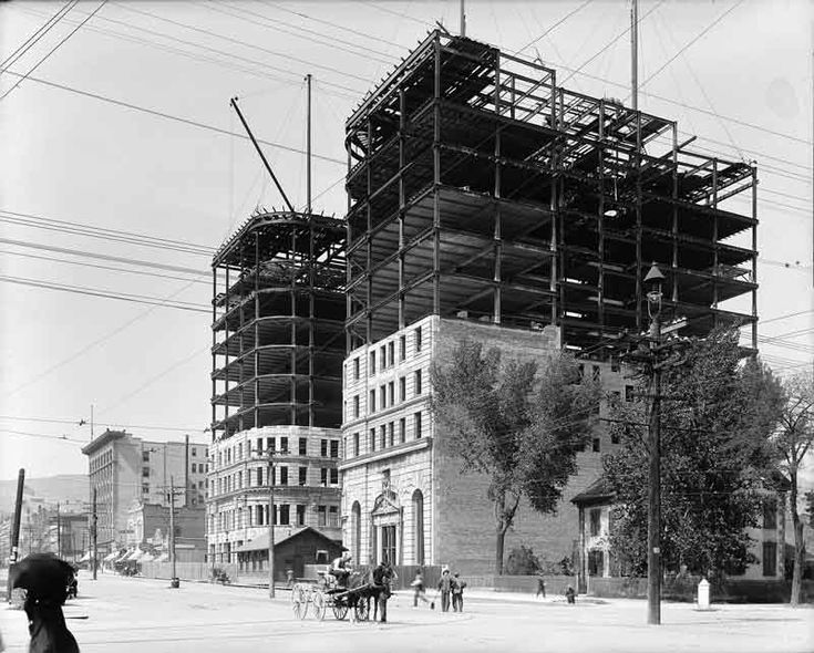 311 best images about salt lake history on pinterest for Newhouse sheds