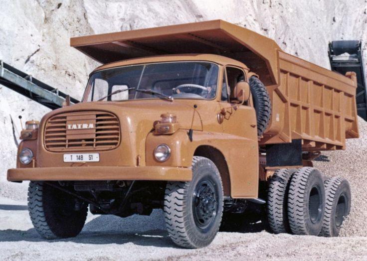 Tatra T148 6x6 S1 /1972–1982/ - 113 647 ks