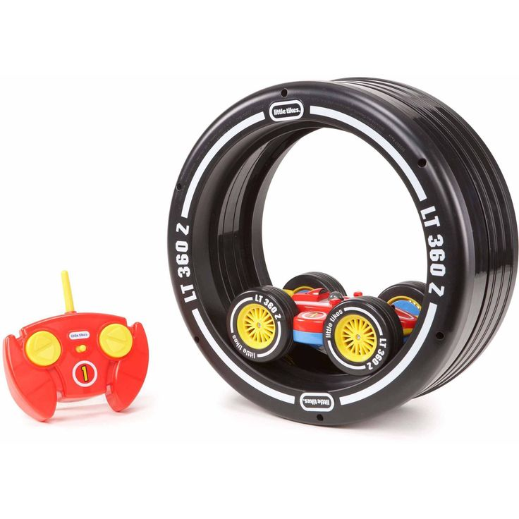 Little Tikes RC Tire Twister