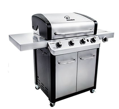 Ellen TV - Win a Char-Broil Signature 4 Burner Gas Grill - http://sweepstakesden.com/ellen-tv-win-a-char-broil-signature-4-burner-gas-grill/
