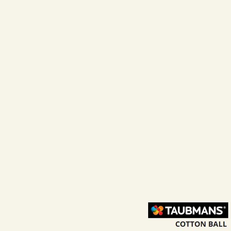#Taubmanscolour #cottonball