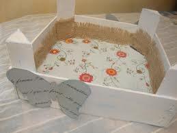 cajas de fresa decoradas