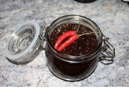 Chilis-borsos szósz | NOSALTY – receptek képekkel