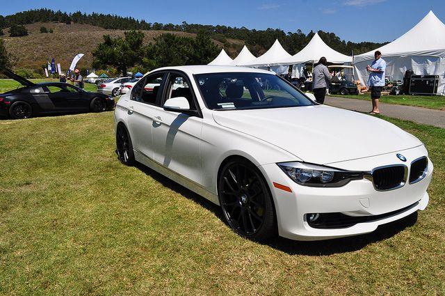 2013 BMW 3 series. I want!