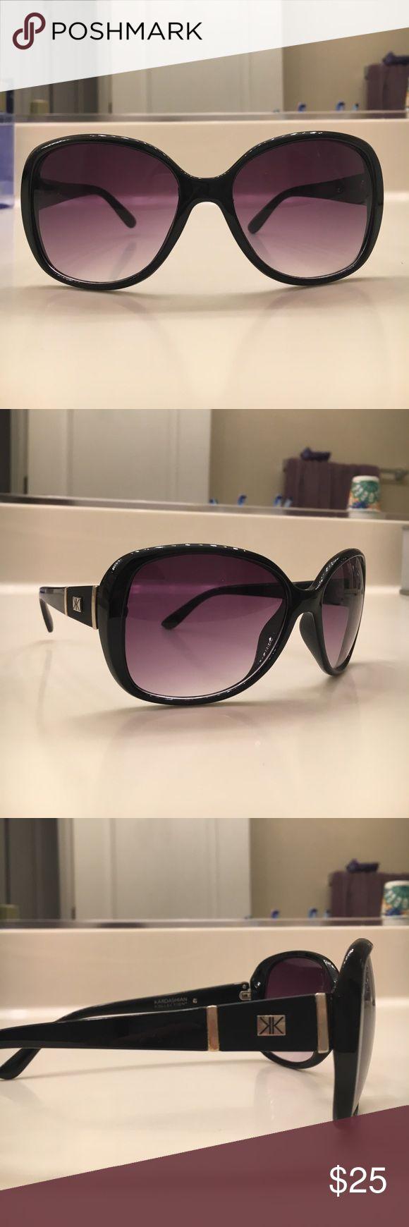 Kardashian Kollection Sunglasses Very lightly worn Kardashian Kollection Bug Eye sunglasses Kardashian Kollection Accessories Glasses