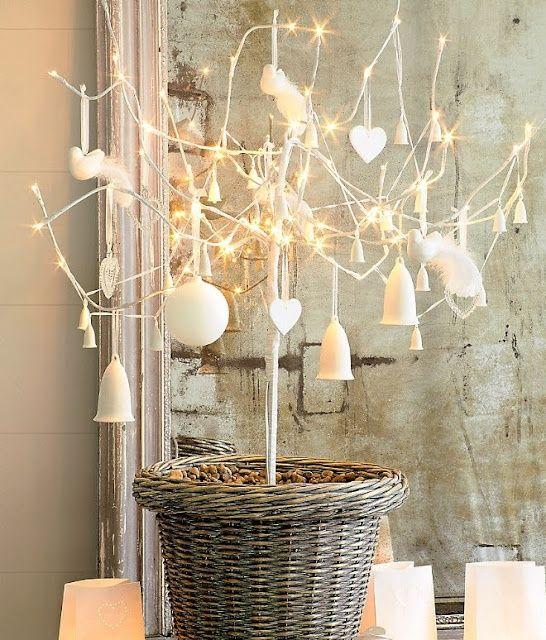Nordic Christmas Tree | Nordic Christmas Tree @mydeco | 'Nordic / Scandinavian Love'