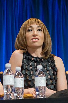 Naomi Grossman at PaleyFest 2013.jpg