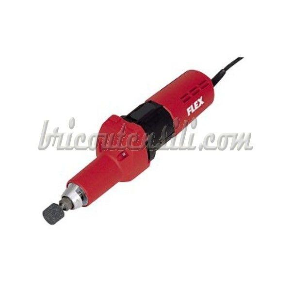 Smerigliatrice diritta 710 watt con numero di giri ridotto      * Elettronica VE: con preselezione continua del numero di giri e protezione contro il sovraccarico