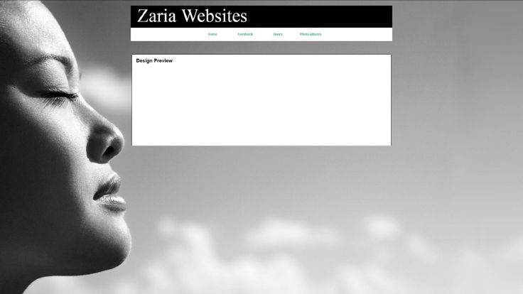 Zaria is a family owned and operated web design company.  We offer professional web design services at a fraction of the average cost.  Why do we offer cheap websites?  It doesn't cost thousands of dollars to create a website so why should we charge thousands of dollars to create a website?  It's really that simple!  Zaria specializes in affordable web design and family values!  We're not here to get rich quick.  We believe in working hard for what you have and helping others along the way.