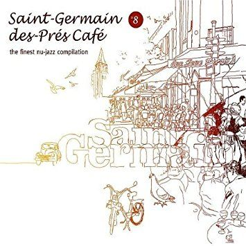 Image result for St Germain de pres Saint-Germain-des-Prés Café is a series of nu-jazz compilations distributed by Wagram Music. Its name evokes the cafés of the area in Paris associated with the existentialism movement. As of 2016 the series includes eighteen volumes, and has sold more than 950,000 copies worldwide.[1]