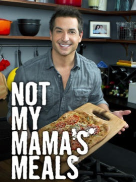 Not My Mama's Meals - New fave show. Paula Deen's son, Bobby, remakes her meals with lower calorie options!! AWESOME!!