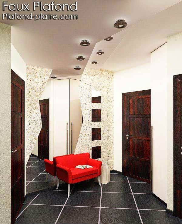 17 best images about faux plafond on pinterest coiffures. Black Bedroom Furniture Sets. Home Design Ideas