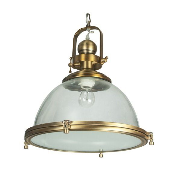 1033 COSMOLight Lampa wisząca Mandalay - P01345GL BR