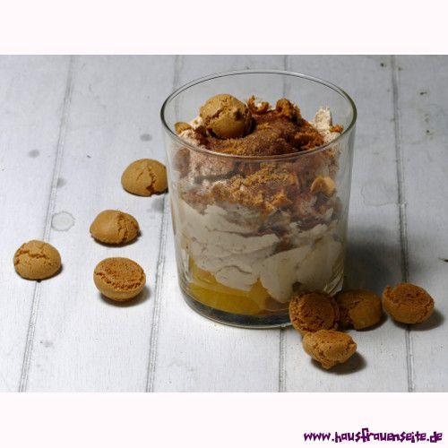 Cappuccino-Creme - Rezept unsere Cappuccino-Creme ist schnell gemacht, einfache Zubereitung und schmeckt einfach köstlich! vegetarisch