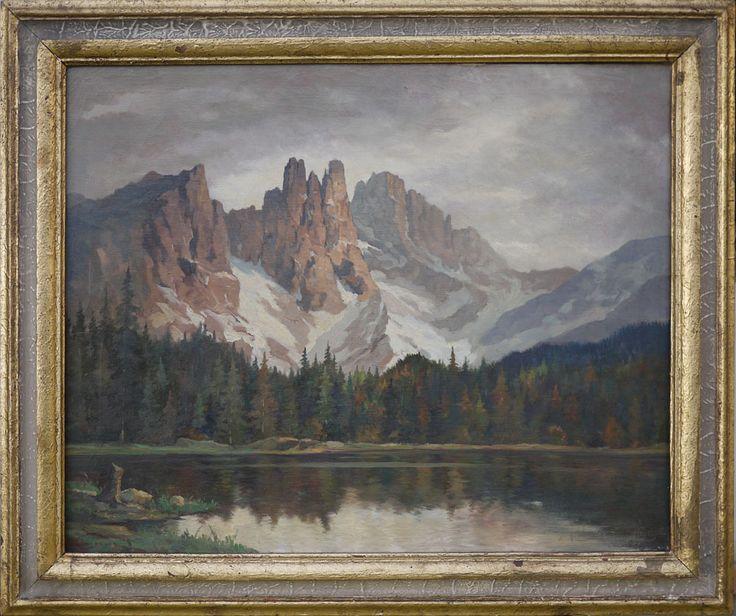 F. Wiesbauer – Latemar e Lago di Carezza