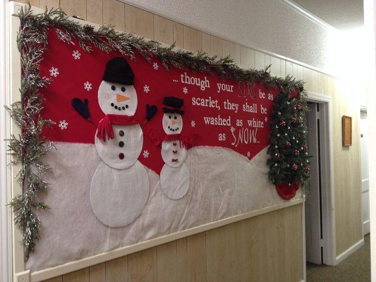 78 Best Christmas Classroom Door Decoration Images On