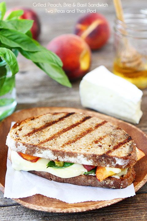 ... Sandwiches on Pinterest | Brie, Reuben sandwich and Grilled portobello