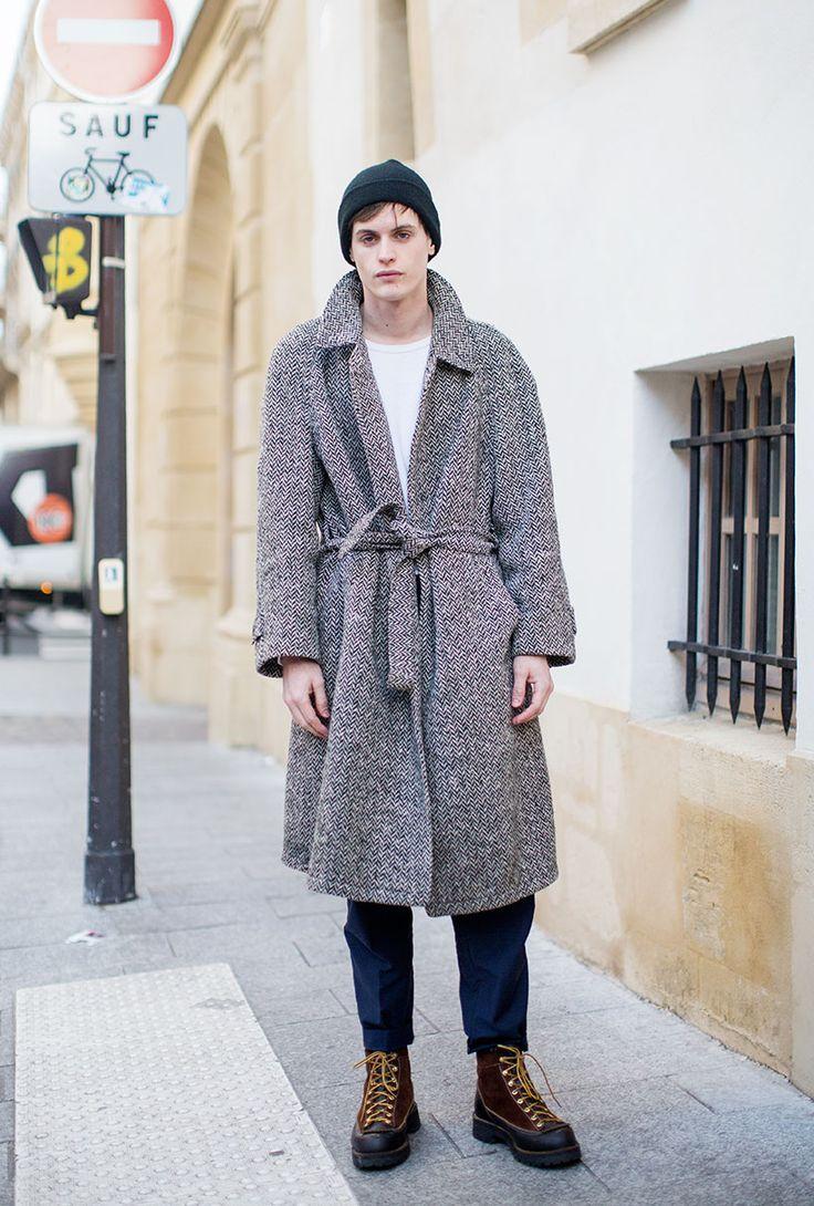 Garconjon Street Style Man 39 S Street Fashion Pinterest