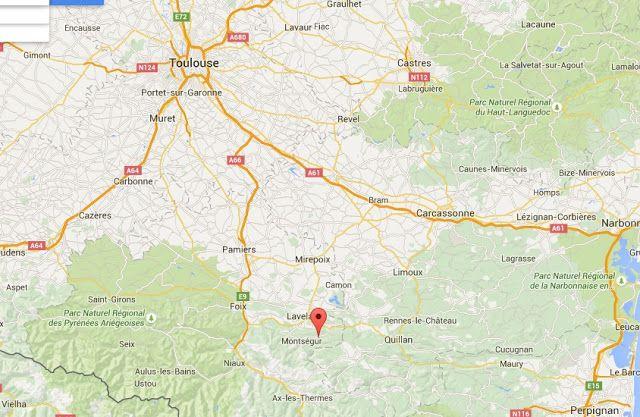 Acerca de lo posible: Pyrénées Cathares