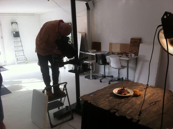 Fotooptagelse for Hilton Food