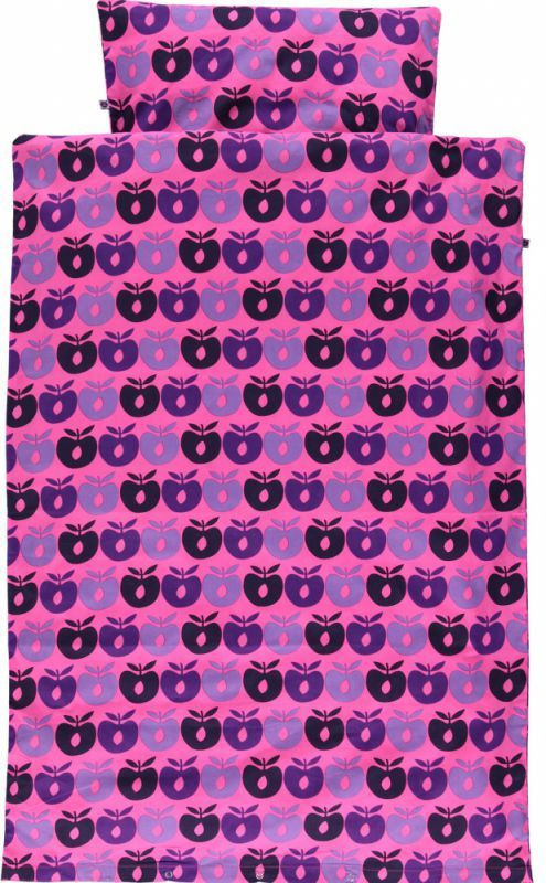 JUNIOR sengetøj fra Småfolk - Pink multiæbler
