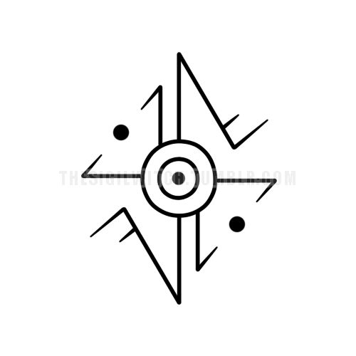 """A Sigil Witch • """"I have the energy and motivation to complete the task at hand"""
