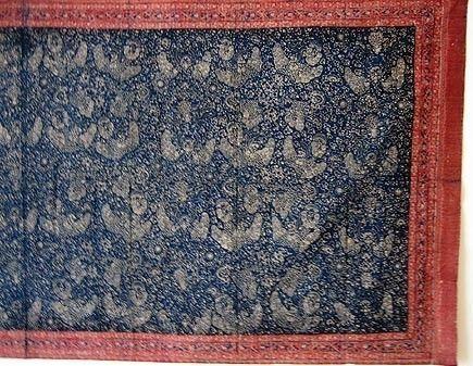 RARE-1900-Batik-Tulis-SUMATRA-JAMBI-GARUDA-DOUBLE-WING-MOTIF-TEXTBOOK-EXAMPLE