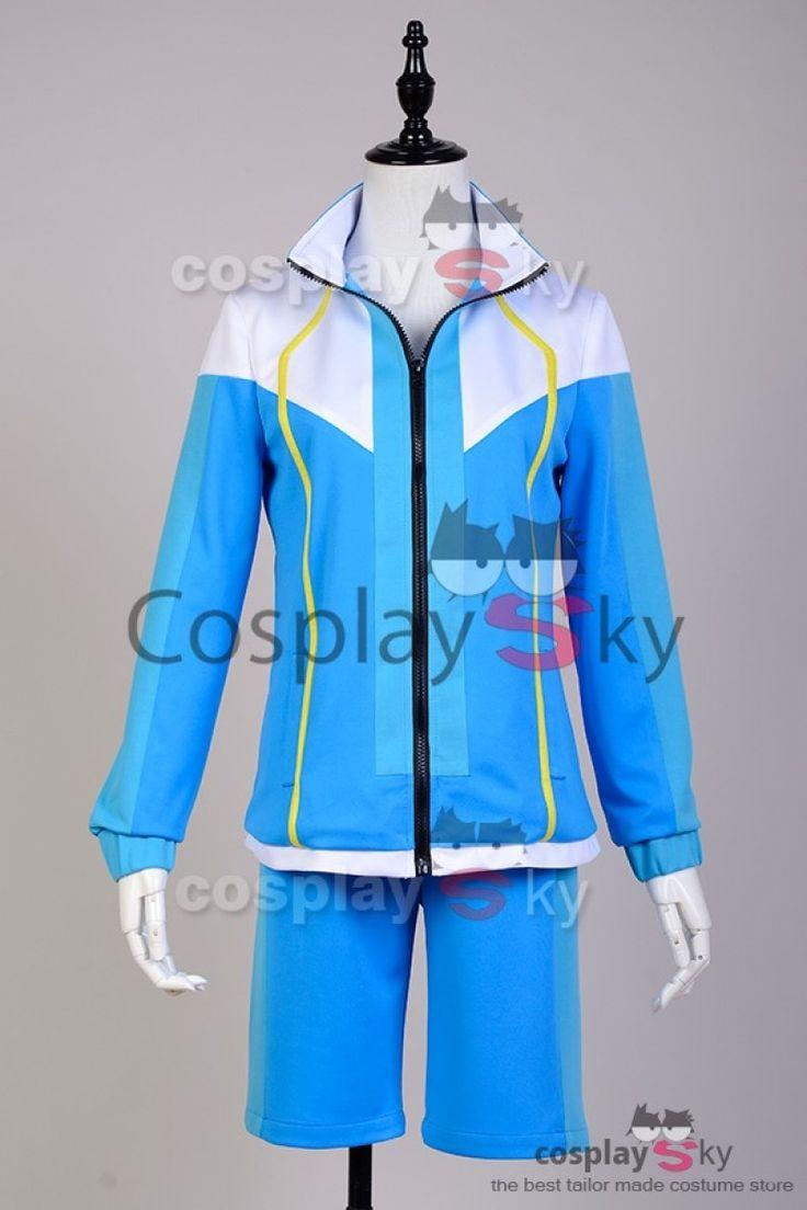 Free! Iwatobi Swim Club Uniforme de Escuela Cosplay Disfraz #cosplaysky #disfraz #anime #cosplay