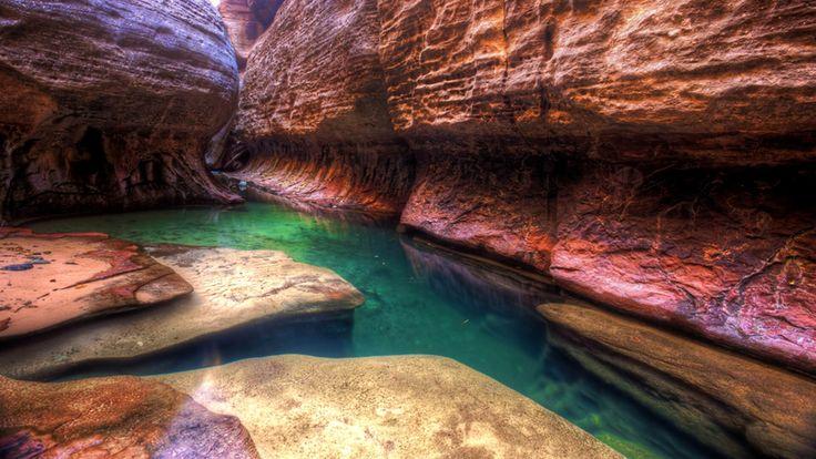 Subway Zion National Park 2