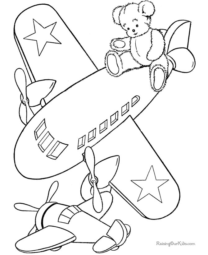 kid coloring pages - Coloring Pages For Toddlers