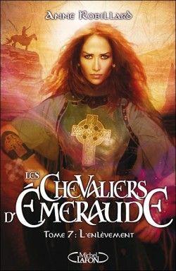 Couverture de Les Chevaliers d'Émeraude, tome 7 : L'Enlèvement