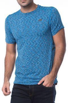 New Balance Erkek T-shirt - Max Speed Ss Top - https://modasto.com/new-ve-balance/erkek-ust-giyim-t-shirt/br1248ct88