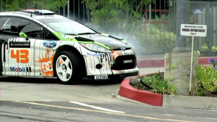 Drift Ken Block