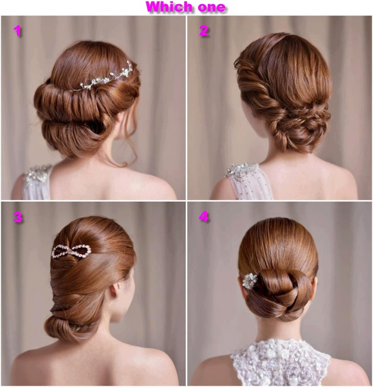 Sleek hair styles for a formal ball! - Prom Hair - Pinterest ...