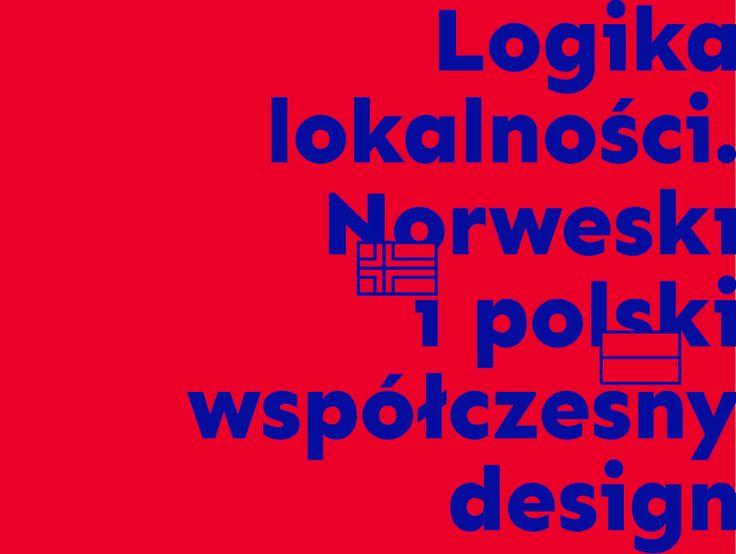 查看此 @Behance 项目: \u201cThe logic of the local. Norwegian and Polish design\u201d https://www.behance.net/gallery/48785189/The-logic-of-the-local-Norwegian-and-Polish-design
