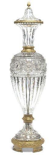 ARTE EN CRISTAL. Cristal de Baccarat.