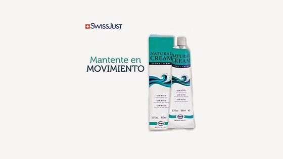 Crema San Activ con Sales del Mar Muerto