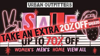 44++ Urban outfitters promo code info