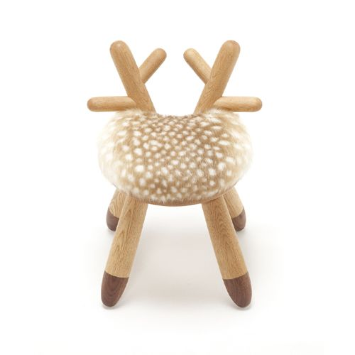 Bambi Chair via Papier Mache Magazine