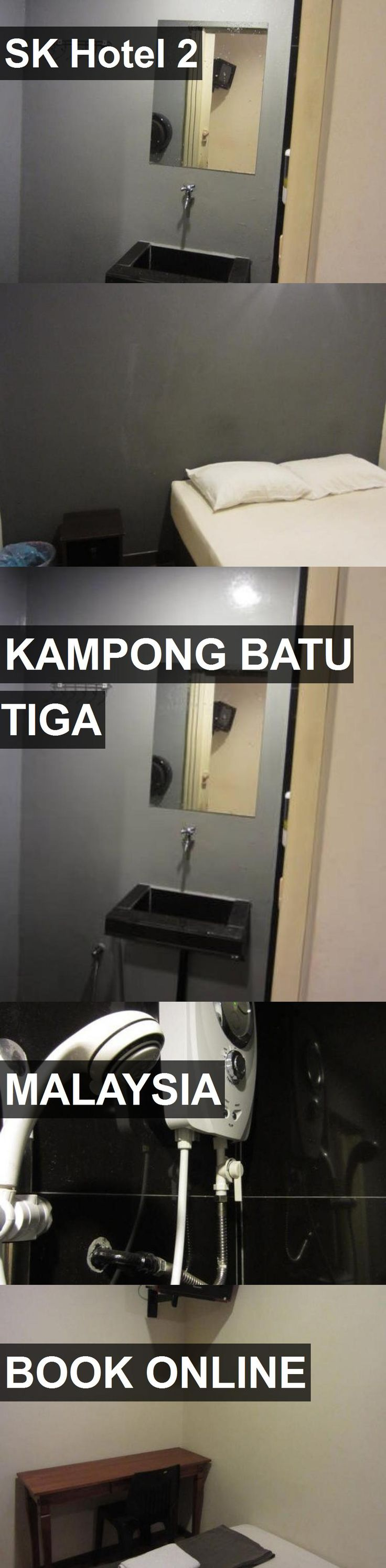 SK Hotel 2 in Kampong Batu Tiga, Malaysia. For more information, photos, reviews and best prices please follow the link. #Malaysia #KampongBatuTiga #travel #vacation #hotel