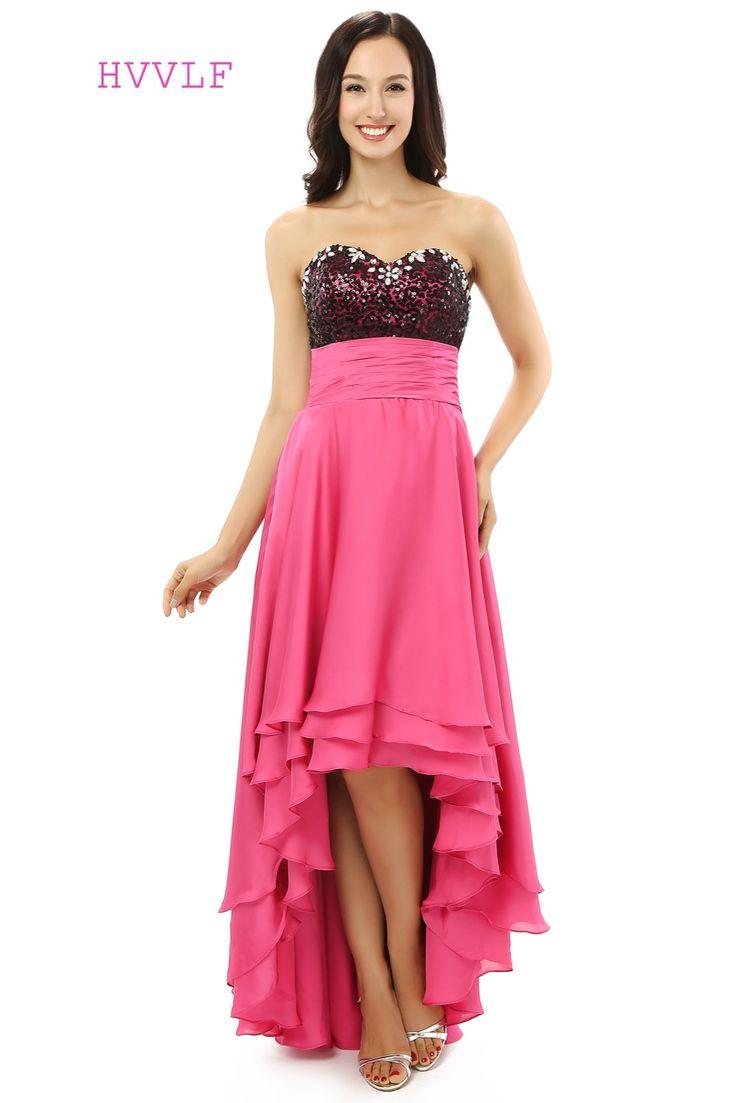 78 mejores ideas en Prom Dresses en Pinterest | Apliques, Cuentas y ...